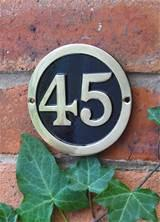 images of House Signs Numbers Canada